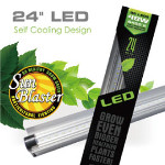 SunBlaster LED Strip Light 24W (57.3cm) 苗やクローン栽培に最適
