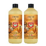 House & Garden COCO A/Bセット 1L ココ培地用肥料